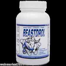 Beastdrol Muscle Building Weight Gain Supplement 90 Capsules