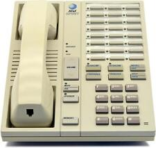 Lot of (5) Refurbished Avaya Spirit 24-Button Speaker Phone (White)