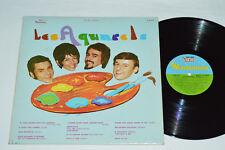 LES AQUARELS Self-titled LP Trans-Canada Records TCM-976 Quebec Pop Rock G+/VG