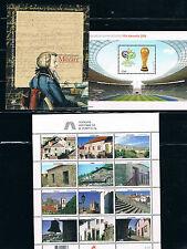 Portugal. año 2005. Minipliego y 2 Hojas Bloques