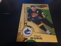 1997-98 Pacific Dynagon Hockey 125 Pavel Bure - Vancouver Canucks - NR-MT
