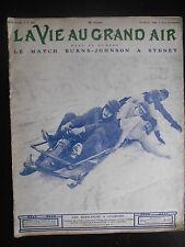 La vie au grand air n°543 13 février 1909