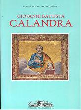 CIFANI ARABELLA MONETTI FRANCO GIOVANNI BATTISTA CALANDRA ALLEMANDI 2006