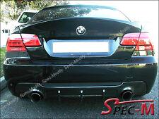 Carbon Fiber Diffuser Replacement For 2007+ BMW E92 328i 335i w/ M Sport Bumper
