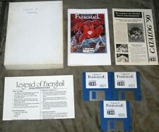 Legend of Faerghail for the Commodore Amiga - No original box