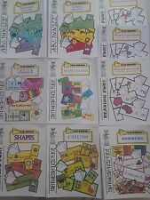 Reproducible learning Flip Books: Kindergarten - First Grade Set of 10