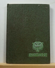 1937 Lemoore Union High School Yearbook - Nuntius - Kings County California CA