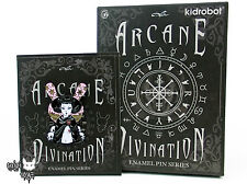 Empress - Arcane Divination Enamel Pin x Kidrobot New in Box