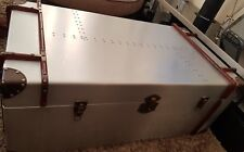 DFS Original Vintage Style Coffee Trunk Table Rrp £799