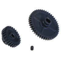 Upgrade Metal Reduction Gear Motor Gear For Wltoys 144001 1/14 RC Car Parts LS#