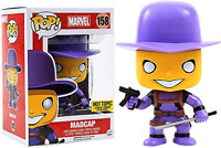 Funko POP Vinyl - Marvel - Deadpool Madcap - HOT TOPIC Exclusive
