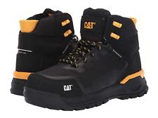 CAT CATERPILLAR Women's Propulsion Waterproof Work Boots Black - US 7 EU 40 NIB