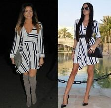 Zara Viscose Long Sleeve Plus Size Dresses for Women