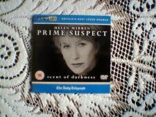 TELGRAPH  PROMO DVD - PRIME SUSPECT SCENT OF DARKNESS - HELEN MIRREN