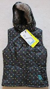 NEW BURTON Women's DRYRIDE SLY PUFFY VEST JACKET - Medium - Snowboard, Ski, Snow