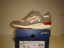 Asics Gel Lyte III X Highs and Lows 'Bricks and Mortar' VNDS US10/UK9/EUR43