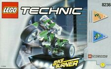 LEGO Technic 8236 Bike Burner - New in Box