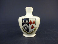 Arcadian China Model of a Vase with Cheddar Crest