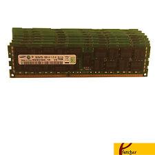 128GB Kit (8 x 16GB) DELL POWEREDGE R910 R915 C1100 C8220 M710hd T710 Memory Ram