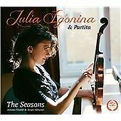 Vivaldi/ Akhunov: The Seasons [Yulia Igonina, Ensemble Partita ] [Melodiya: MELC