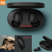 XIAOMI Redmi AIRDOTS WIRELESS BLUETOOTH 5.0 EARPHONE HEADSET with CHARGER BOX