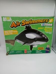 ANIMAL PLANET Air Swimmers Extreme RADIO CONTROL Giant killer whale  Inflatable
