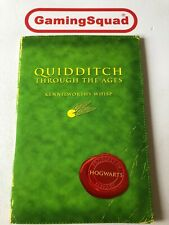 Quidditch Through the Ages, Whisp PB Book, Supplied by Gaming Squad