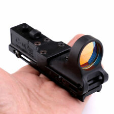 C-MORE Optics Holographic Reflex Red Dot Sight Railway Tactical Scope Adjustable
