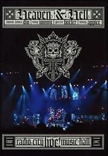 HEAVEN AND HELL - LIVE FROM RADIO CITY HALL NEW DVD