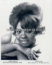 """Mary Wells 10"""" x 8"""" Photograph no 4"""
