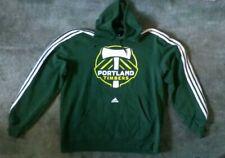 Portland Timbers Logo Hoodie Sweatshirt: Mens Large