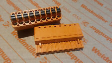 35St. Weidmüller BLF 5.08HC/90/180 SN BX Leiterplattensteckverbinder 1013760000