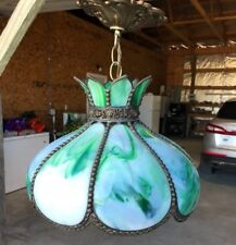 Antique hand painted globe Chandelier Ceiling Light