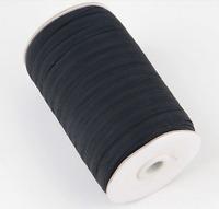 ELASTIQUE de couture Noir , mercerie,  3 mm x 3 m ( Idéal création masque )