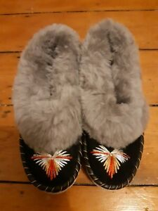Handmade Slippers by Onaie | Womens Size 5 EU-38