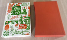 Folio Society - TRAVELS IN WEST AFRICA - Mary Kingsley - Book and Slipcase