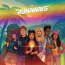 Runaways HULU ORIGINAL SOUNDTRACK Marvel VARIOUS ARTISTS New Sealed Vinyl LP