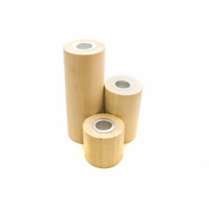 Wooden Candle Holders 3 Pack Craft Decorate