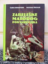 CHARLES BUKOWSKI Graphic Novel MATTHIAS SCHULTHEISS Illustrations SERBIAN TEXT