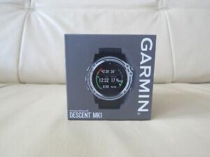 Brand New Garmin Descent MK1 Sapphire Dive Computer with Surface GPS Watch