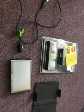Archos 5 Model 6500 With Accesories, Cable, Case, DVR Snap On