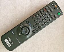 Sony Video TV RMT-V202A Remote Control with Batteries VCR Plus+
