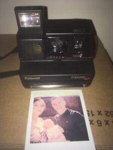 Polaroid camera + FILM Buyers Guide MANUAL SONAR TECHNOLOGY ICONIC POP ⚡️ Flashx