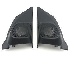 Car Door Speaker Sound Audio Tweeters Cover Trim Panel For Honda CRV CR-V 12-14