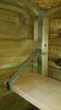 Garden Shed Shelf Brackets X 2, Storage,  Summer House, Cabin, Storage Building