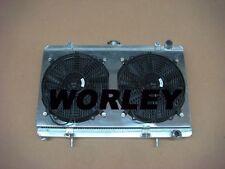 Aluminum radiator & shroud & fan for Nissan SILVIA S13 CA18DET manual