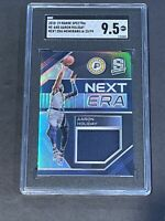2018 Spectra Next Era /99 Aaron Holiday SGC 9.5 RC Patch Blue Rookie PSA ?