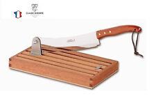 Claude Dozorme -coupé pain: trancheuse de pain avec planche à découper