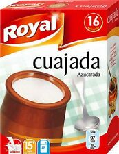1 CUAJADA ROYAL  X 16 SERVINGS
