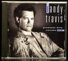 Randy Travis Greatest Hits Volume One (CD, 1992 Warner Bros)